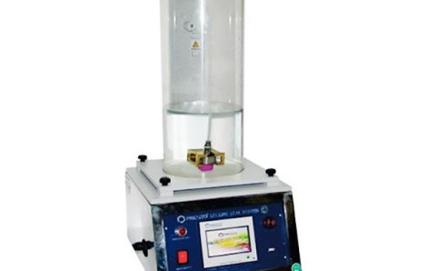 Instrument for testing the seal integrity of bottles